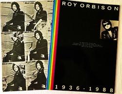 Billy Joel-Roy Orbison-Könnyűzenei (USA) kotta albumok 2db.Eredeti!