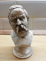 Deák Ferenc a haza bölcse büszt mellszobor figura szobor