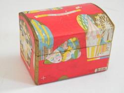 Vintage Altmann& Kühne mini bécsi bonbonos doboz