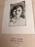 Szőnyi: a művész leánya!
