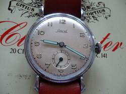 Lancyl egy nagyon ritka és gyönyörű svájci óra az 1940-es évekből