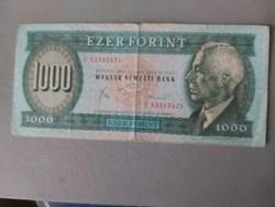 1983 Nov. 10 1000 Forint