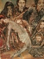 Kossuth és Munkácsy díjas Bartha László: Jézus levétele a keresztről