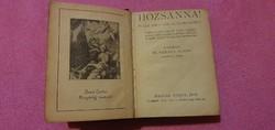 Hozsanna -- Ima és Énekeskönyv 1948 Kiadás Kiválló Állapot