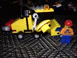 Lego city 7242 utcaseprő