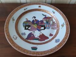 Herendi antik Ming tányér  1902
