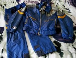 Spyder két részes síruha: sí nadrág és sí dzseki kb. L-es méret Unisex