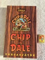 Chip'n Dale Társasjáték - Walt Disney Chip és Dale Csipetcsapat társasjáték