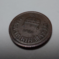 1935 2 fillér