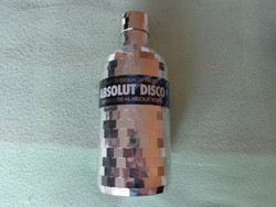 "Absolut Vodka  "" Absolut Disco  Limitált kiadású Giftpack"