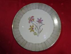 Seltmann Weiden Bavaria német porcelán süteményes tányér, átmérője 19,5 cm.