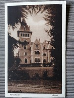 1929. Parádfürdő Sasvár
