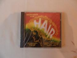 HAIR zenei CD ( Új )