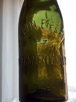 Klein E. és fia Törökszentmiklós sörösüveg
