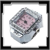 Gyűrű, működő órával EBGY-Ó06