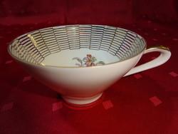 Seltmann Weiden Bavaria német porcelán teáscsésze, átmérője 10 cm.