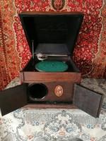 Odeonette Gramofon működik