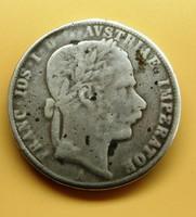 Hamis 2 florin 1870 A, 36 mm, 23,8 gr.Nem eredeti darab !!!!!!!!