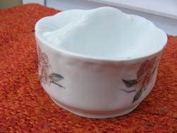 Asztali só-bors tartó porcelán