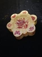 Eladó régi porcelán Herendi viktória mintás hamuzó!