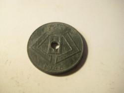 Belgium  10 cantimes  1945  . zink