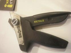 N28 RETRÓ Speciális  metals patentírozott  működő fém vágó egyedi kézműves fém stb stb munkákhoz