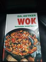 Dr Oetker-Wok ázsiai konyha.