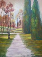 B. Jasper Anna: Várkerti sétány