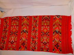 Kílím-antik gyapjú szőtt  futó 86 cm X 40 cm