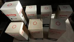 Rotring tusok 7 doboz