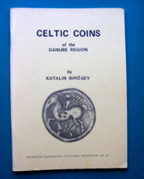 Bíró-Sey Katalin: Celtic Coins of the Danube Region, 1987