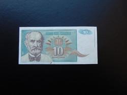 10 dinár 1994 Jugoszlávia