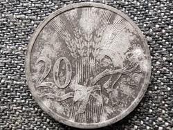 Csehország Cseh-Morva Protektorátus 20 heller 1943 (id42752)