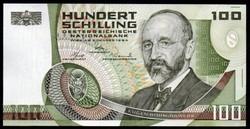 Ausztria 100 schilling UNC 1984
