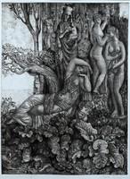 Szabó Vladimir: A kőfaragó kertje