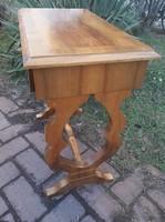 Biedermeier stil asztal