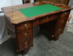 Biedermeier íróasztal restaurálva