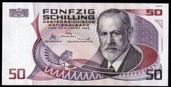 Ausztria 50 schilling UNC 1986