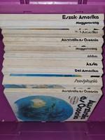 Képes földrajz és Képes történelem 10-10 kötet