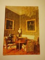 Keszthely Festetics-kastély  képeslap ! ( 3 )