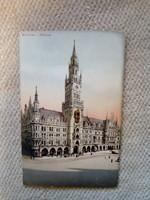 Régi képeslapok  (München, 1910 körül)