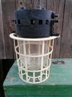Régi Loft Design robbanásbiztos ipari lámpa,dekorlámpa,industrial,vintage 2.