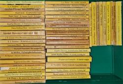 Albatrosz könyvek sorozat 78 db