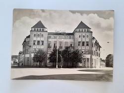 Régi képeslap 1969 Pöstyén Hotel Lipa levelezőlap