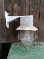 Régi Loft Design robbanásbiztos ipari lámpa,dekorlámpa,industrial,vintage 1.