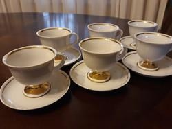 Hollóházi Holdfény kávéskészlet Új termék!
