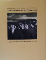 ANTISEMITISMUS IN OSTEUROPA  -   JUDAIKA