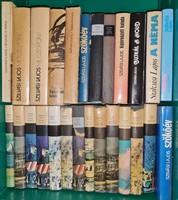 Szilvási Lajos könyvek 26 db