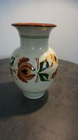 Népművészeti váza