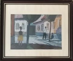 Ilosvai Varga István : Szentendrei utca